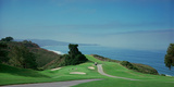 Golf Course at the Coast  Torrey Pines Golf Course  San Diego  California  USA