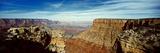 High Angle View of a Canyon  Grand Canyon National Park  Arizona  USA