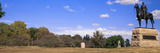 Monument to Maj Gen George G Meade  Gettysburg National Military Park  Gettysburg