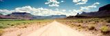 Dirt Road Passing Through a Landscape  Onion Creek  Moab  Utah  USA