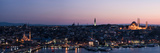 Elevated View of Cityscape from the Galata Tower  Beyoglu  Istanbul  Turkey