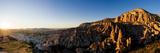 Rock Formations in Red Valley  Cappadocia  Central Anatolia Region  Turkey