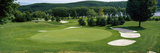View of the Leatherstocking Golf Course  New York State  USA