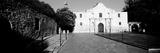 Facade of a Building  the Alamo  San Antonio  Texas  USA