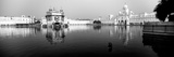 Temple at the Waterfront  Golden Temple  Amritsar  Punjab  India