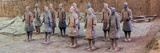 Terracotta Warriors  Xi'An  Shaanxi Province  China