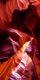 Upper Antelope Canyon Rock Formations  Page  Arizona  USA