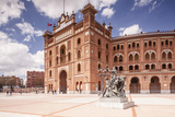 The Plaza De Toros De Las Ventas (Bull Ring)  Mainly Used for Bullfighting  Built in 1929