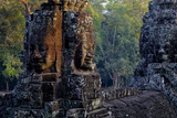 Bayon Temple  Built in 12th to 13th Century by King Jayavarman Vii  Angkor