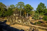 Temple of Baphuon  Built by King Udayaditiavarman Ii in the Mid 11th Century  Restoration Work