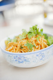 Traditional Burmese Noodle Dish  Myanmar (Burma)  Asia
