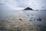 St Michael's Mount and Causeway  Marazion  Near Penzance  Cornwall  England