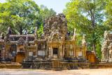 Chau Say Tevoda Temple Ruins  Angkor Archaeological Park  UNESCO World Heritage Site