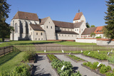 Herb Garden  St Maria Und Markus Cathedral  Mittelzell