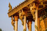 Vat Kor Temple  Battambang  Battambang Province  Cambodia  Indochina  Southeast Asia  Asia