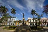 Parque Libertad  Matanzas  Cuba  West Indies  Caribbean  Central America