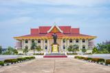 Kaysone Phomvihane Museum  Vientiane  Laos  Indochina  Southeast Asia  Asia
