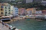 Marina Grande  Sorrento  Costiera Amalfitana (Amalfi Coast)  UNESCO World Heritage Site  Campania