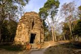 N7 Tower  Sambor Prei Kuk  South Group Temples