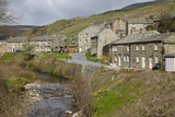 Muker  Upper Swaledale  North Yorkshire  Yorkshire  England  United Kingdom  Europe