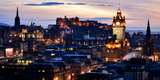 Edinburgh  Scotland  United Kingdom  Europe