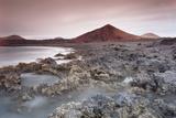 Lava Coast Near Los Hervideros  Montanas Del Fuego  Parque Natinal De Timanfaya