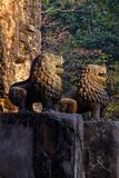 Temple of Prasat Tao Build by King Jayavarman Ii Dated 9th Century  Sambor Prei Kuk