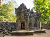 Ta Prohm Temple (Rajavihara)  Angkor  UNESCO World Heritage Site  Siem Reap Province  Cambodia