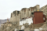 Palace in Leh with Lamo House Below Ladakh  India  Asia