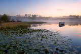 Loch Rusky  Perthshire  Scotland  United Kingdom  Europe