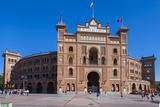 Plaza De Toros (Bullring)  Madrid  Spain  Europe