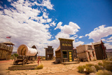 Ghost Town  Virgin Trading Post  Utah  United States of America  North America