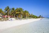 Playa El Paso  Cayo Guillermo  Jardines Del Rey  Ciego De Avila Province  Cuba