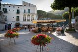 Piazza Centrale  Ravello  Campania  Italy  Europe