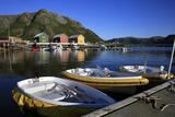 Lauvsnes  Flatanger  Nord-Trondelag  Norway  Scandinavia  Europe
