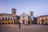 Piazza San Benedetto  Norcia  Umbria  Italy  Europe