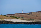 Lighthouse  Isles of Scilly  England  United Kingdom  Europe
