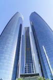Etihad Towers  Abu Dhabi  United Arab Emirates  Middle East