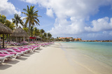 Mambo Beach  Willemstad  Curacao  West Indies  Lesser Antilles