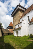 Viscri Fortified Church in Viscri  One of the Villages with Fortified Churches in Transylvania