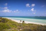 Playa Pilar  Cayo Guillermo  Jardines Del Rey  Ciego De Avila Province  Cuba