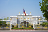 Presidential Palace  Official Residence of the President of Laos  Vientiane  Laos  Indochina