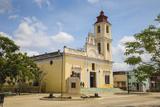 Parque Maceo  Iglesia De Nuestra Senora De La Caridad  Sancti Spiritus