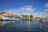 LB Smith Bridge  Punda  Willemstad  Curacao  West Indies