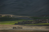 A Small Village in Bamiyan Province  Afghanistan  Asia