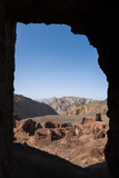 The Ruined City of Shahr-E Zohak in the Bamiyan Province  Afghanistan  Asia