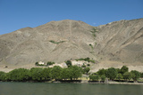 The Panjshir River  Afghanistan  Asia
