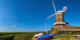 Cley Windmill  Cley-Next-The-Sea  North Norfolk  Norfolk  England  United Kingdom  Europe