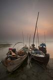 River Life  Irrawaddy River  Manadalay  Myanmar (Burma)  Asia