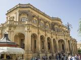 Palazzo Ducezio (Town Hall)  UNESCO World Heritage Site  Noto  Sicily  Europe